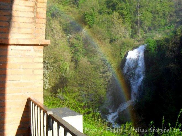 Marmore Falls Umbria_Italian Storytellers