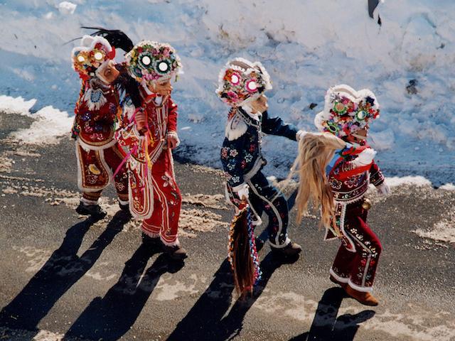 Carnival Aosta Valley