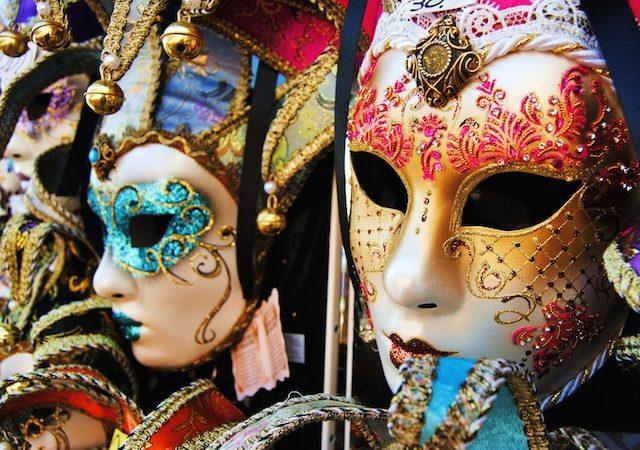 Carnevale Italian celebrations
