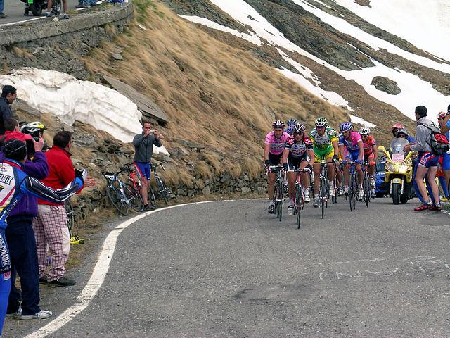 Giro d'Italia 2014 stages