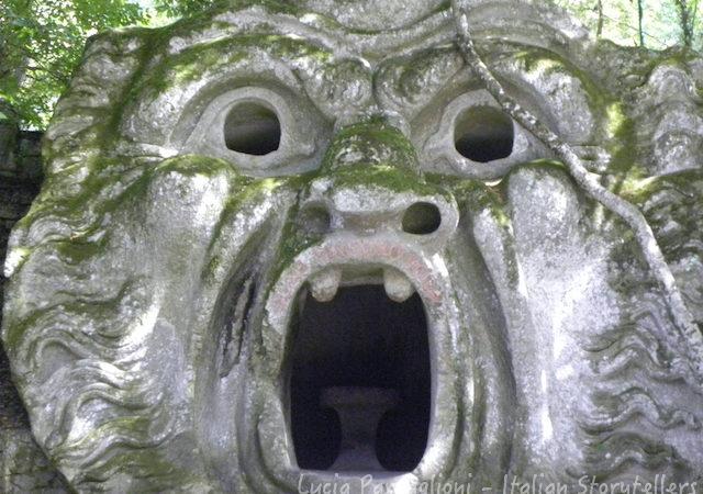 Monsters Park Bomarzo