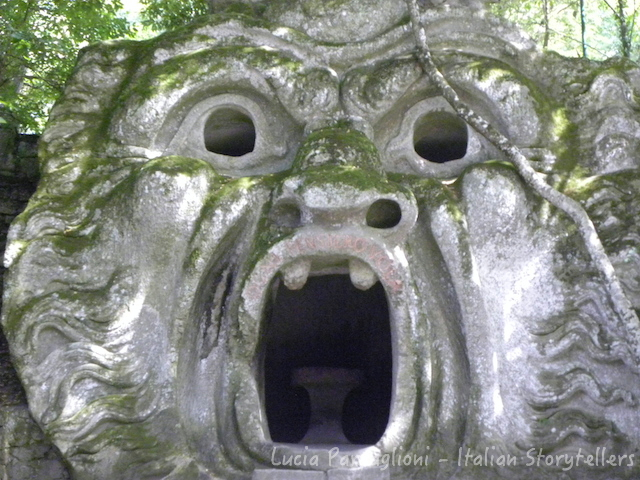Monsters Park Bomarzo