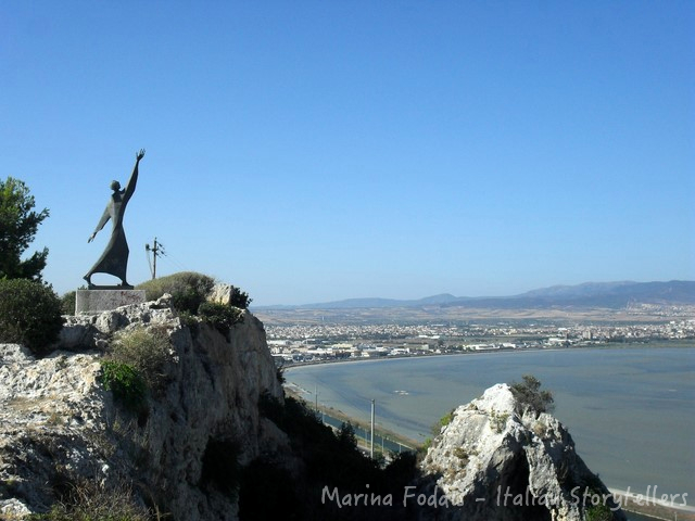 Sightseeing Cagliary Italy