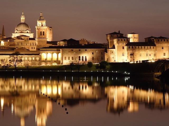 Visiting Mantua Italy