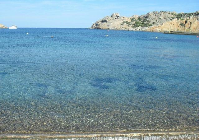 Islands off the coast of Sardinia