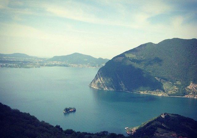 Lake Iseo Monte Isola