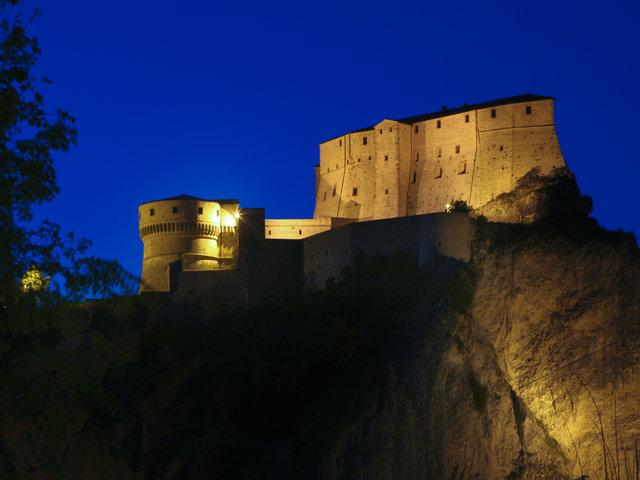 Hamlets in Italy - San Leo