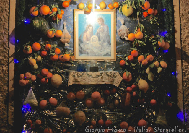 Christmas traditions in Sicily