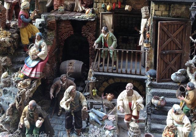 Italian Christmas traditions Naples