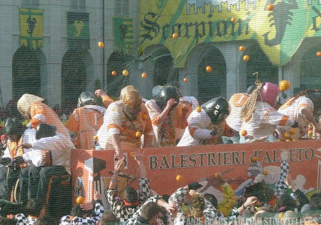 Carnival of Ivrea