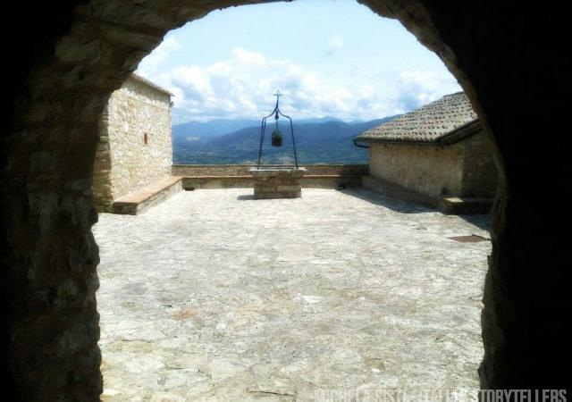 Monastery of Speco, Narni