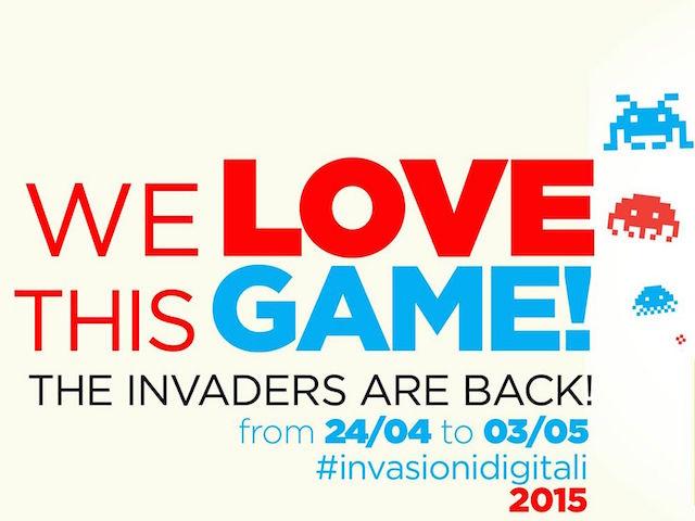 Digital Invasions 2015