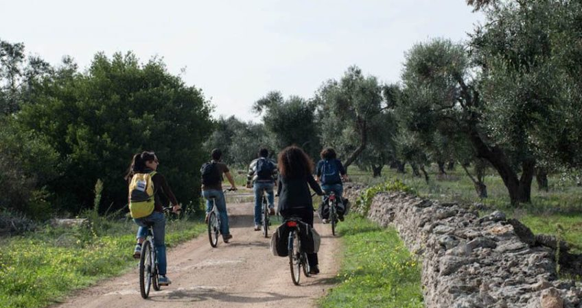 Salento by bike