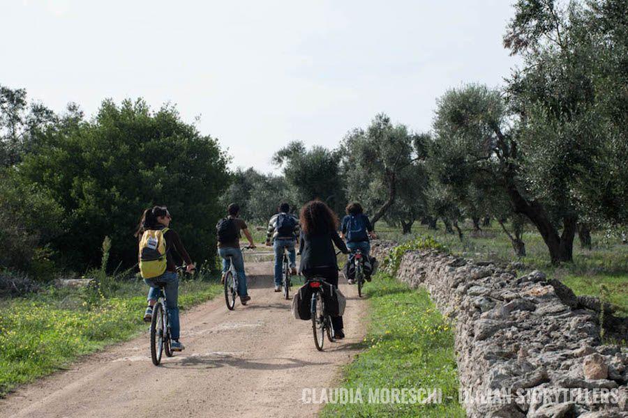 Salento by bike