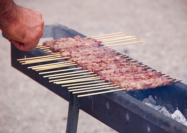 How to cook Arrosticini recipe