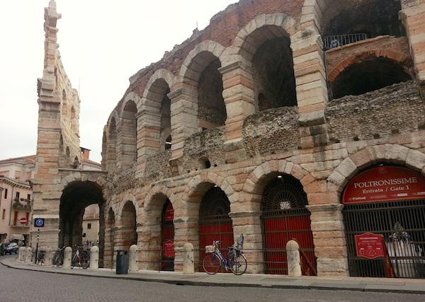 Verona Arena Italy