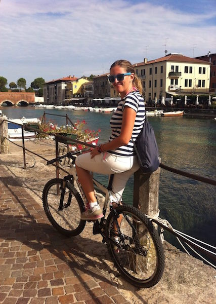 Best cycling routes in Italy: Peschiera del Garda
