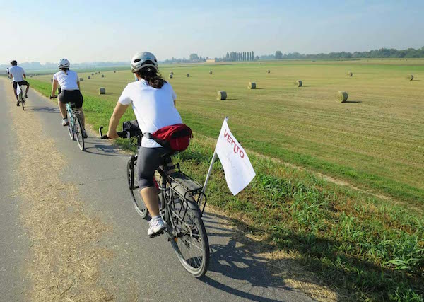 Best cycling routes in Italy: Venice - Turin