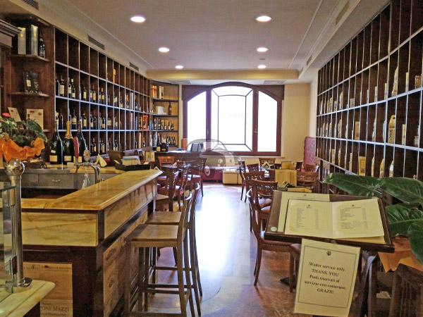 Nannini's bar in Siena