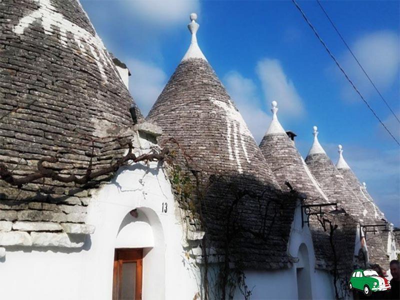 Puglia 5-day itinerary: Alberobello
