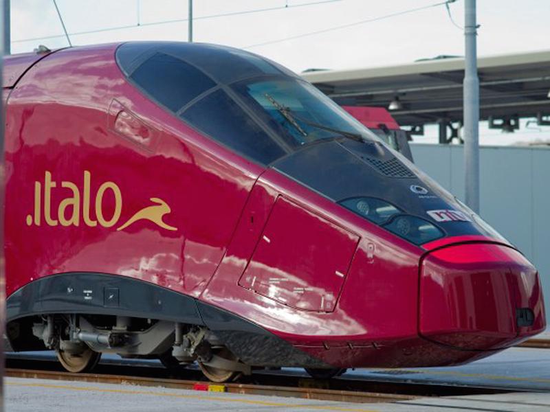 Italo Treno high-speed train