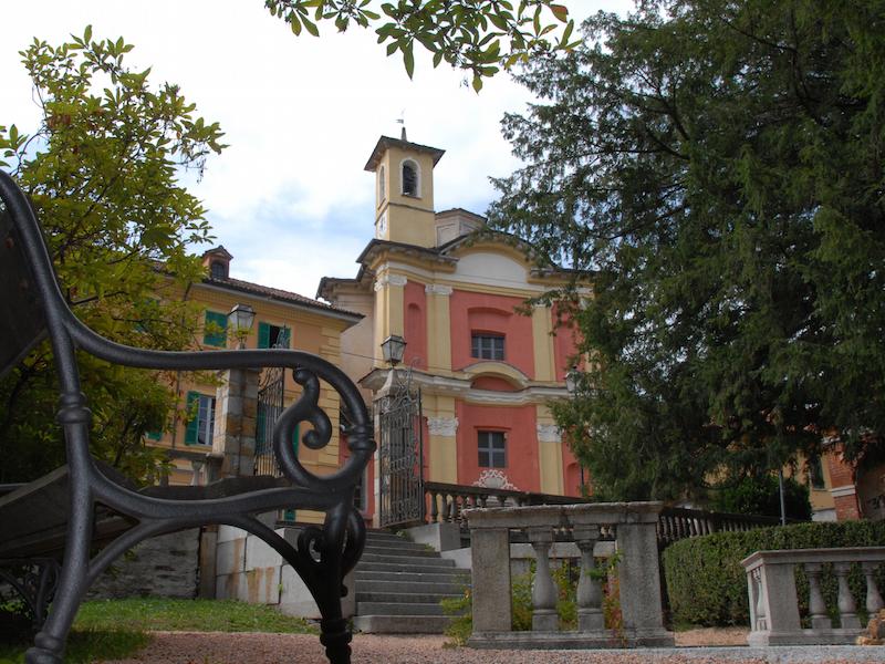Ameno, Lake Orta - Italy