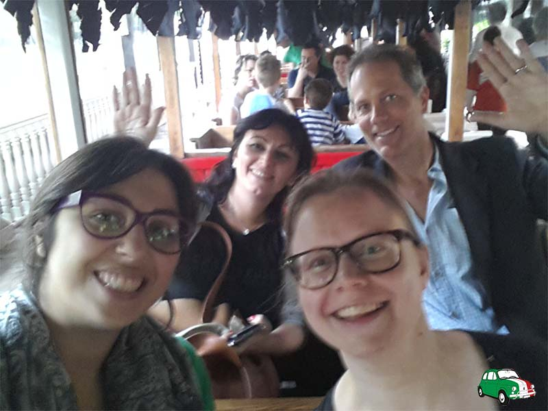 Lake Garda: Gardaland theme park