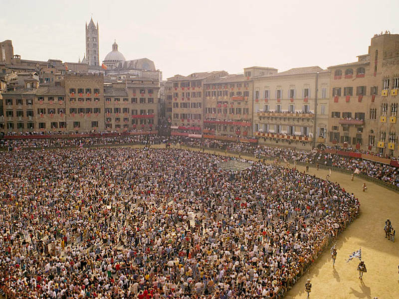 Palio di Siena facts