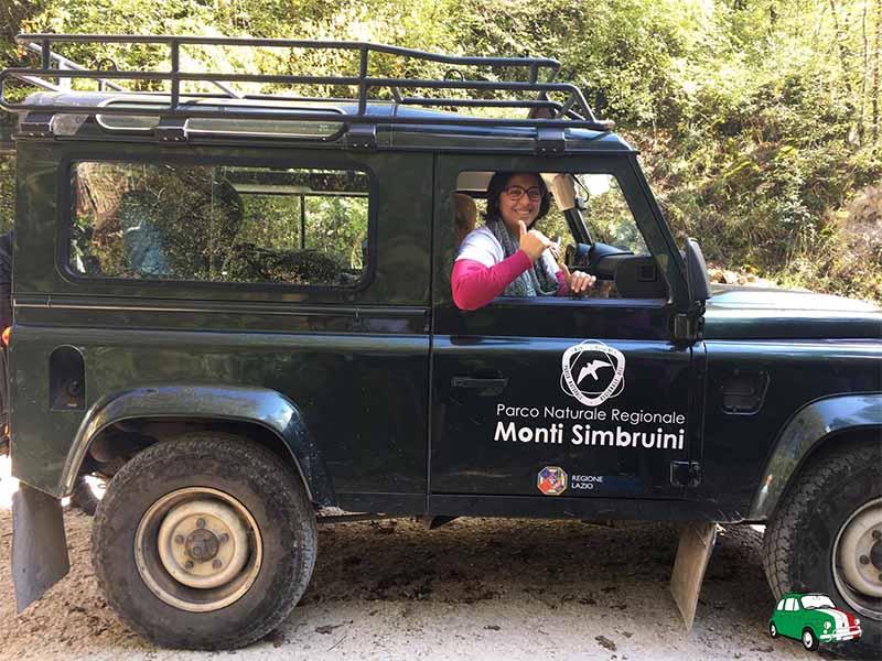 Italian Storytellers in Monti Simbruini Park